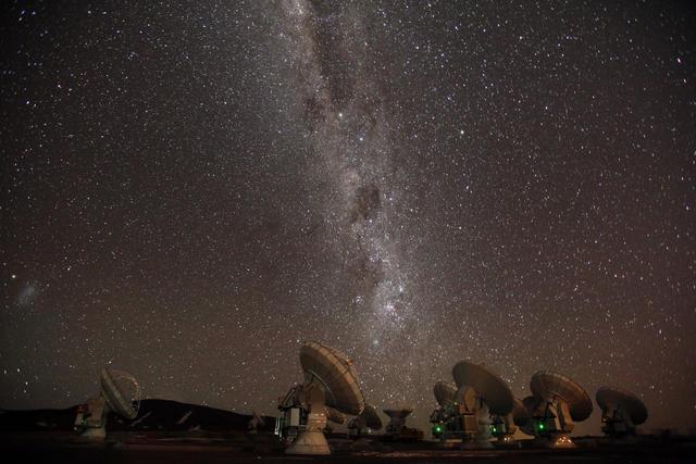 Tour Virtual al Observatorio ALMA – Llano de Chajnantor