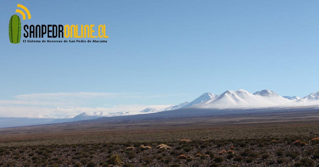 Algunas claves para conocer el desierto de Atacama – parte 1 –
