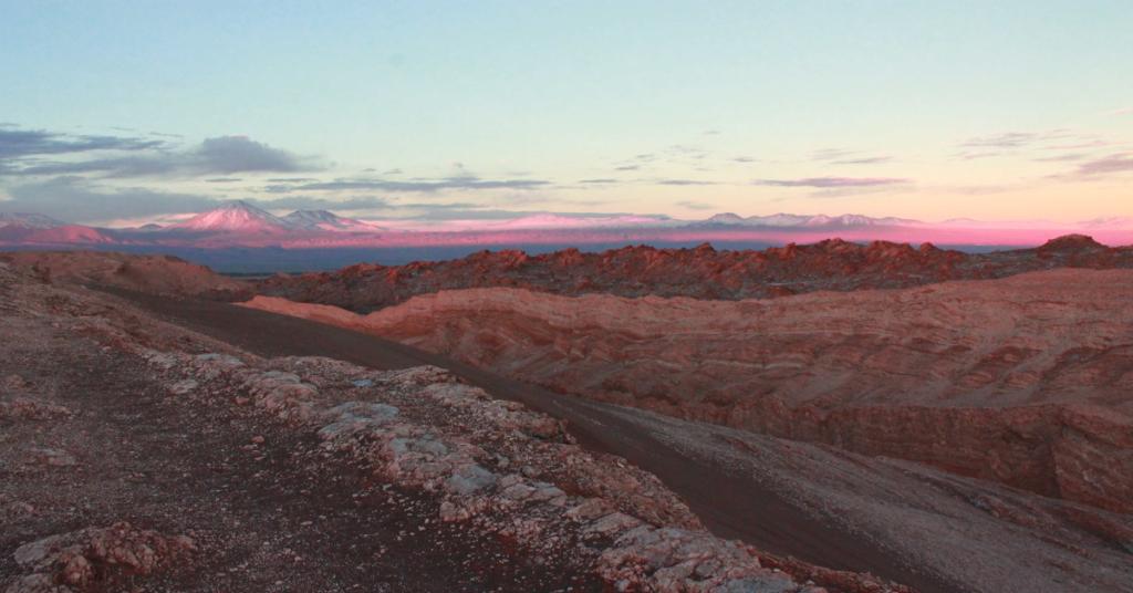 El desierto de Atacama: uno de los destinos 2017 destacados por el New York Times