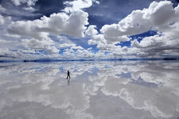 El Salar de Uyuni: una maravilla natural del altiplano