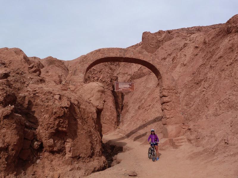 San Pedro de Atacama y la bicicleta